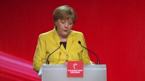 HANNOVER MESSE - Opening Ceremony 2016