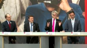 Abschluss-Pressekonferenz 2016