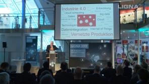 Highlights der LIGNA Conference 2016