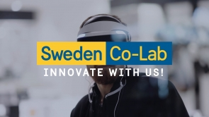 Innovate with Us! Partnerland Sweden