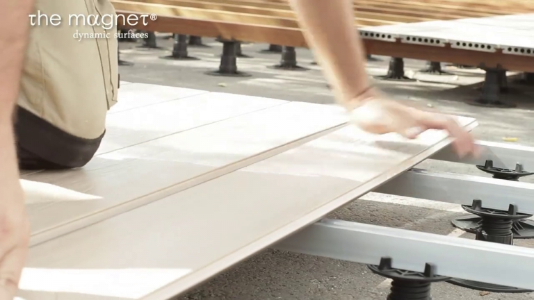 The Magnet Product Domotex 2019