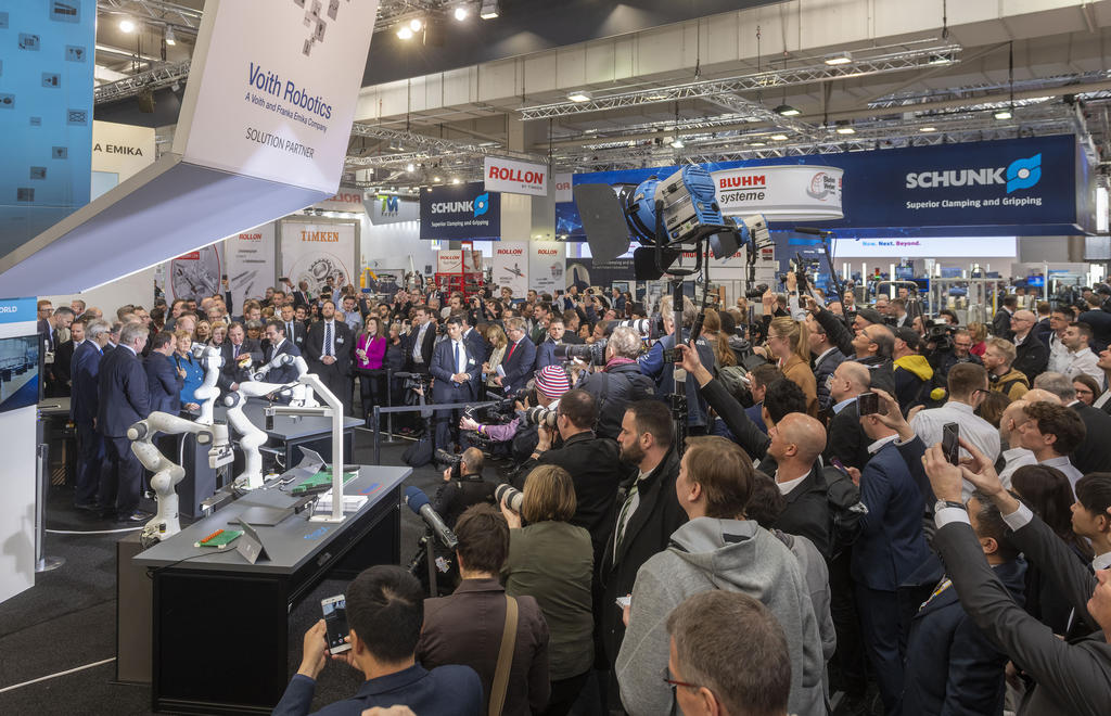 HANNOVER MESSE 2019, 01 - 05 April