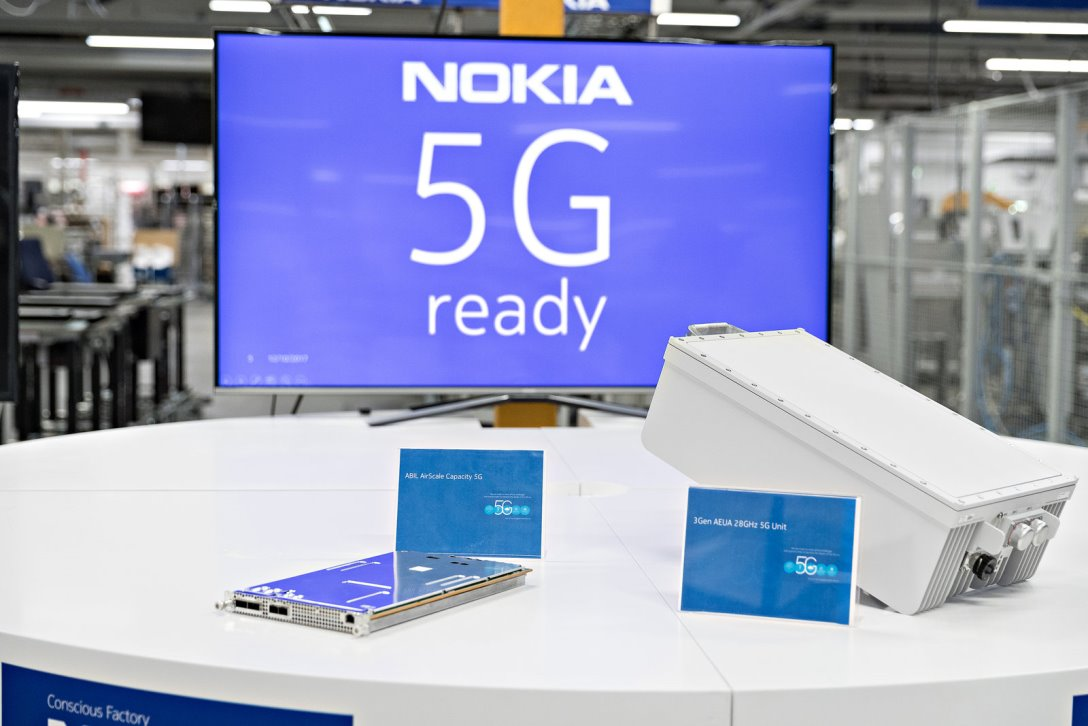 Industrial 5G: Fraunhofer 5G network works with Nokia AirScale